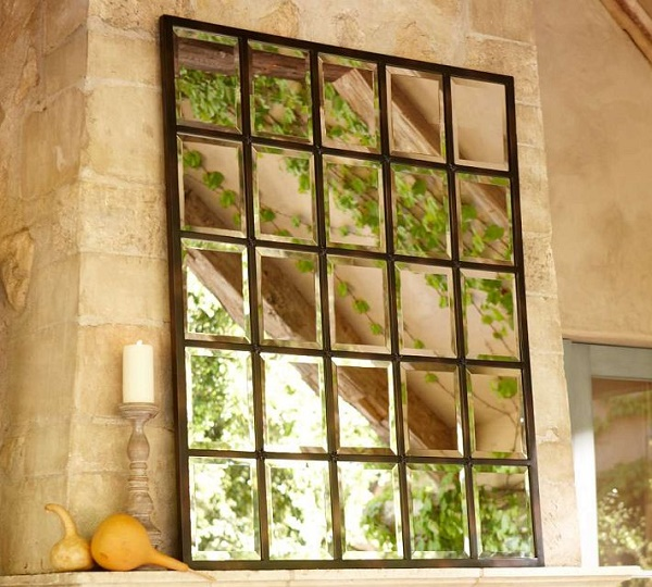 Pottery Barn Eagan Multipanel Large Mirror Look 4 Less - Part Deux