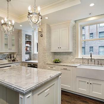 Moonlight Quartzite, Transitional, kitchen, 2 Design Group