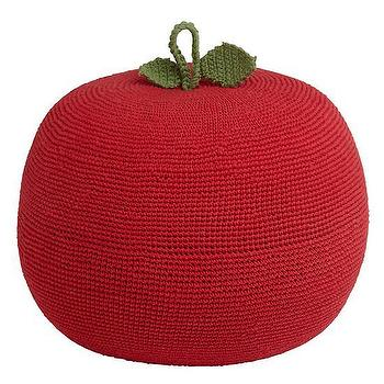 Orchard Pouf, The Land of Nod