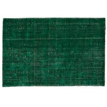 Patina Kids Area Rug (Green), The Land of Nod