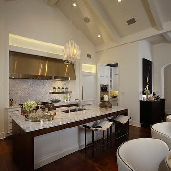 Kitchen Alcove, Transitional, kitchen, Busby Cabinets