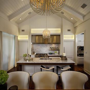 Gwenwood Hang Modern Kitchen Andrew Mann Architecture