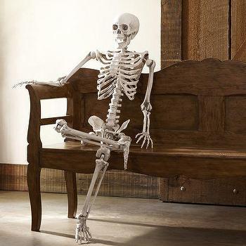Miscellaneous - Mr. Bones | Pottery Barn - life size skeleton, faux skeleton, halloween skeleton, life sized fake skeleton,