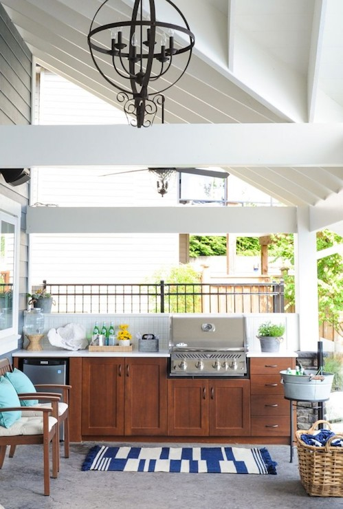 Naturekast Outdoor Summer Kitchen Cabinet Gallery: Outdoor Kitchens