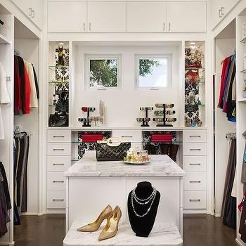 Small Closet Island Design Decor Photos Pictures