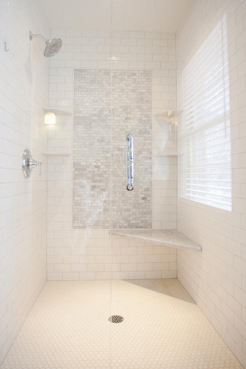 Tiek Built Homes Bathrooms Glass Front Shower Glass