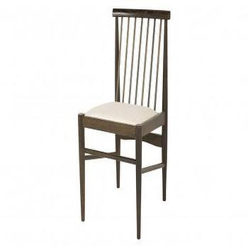 Seating - Weaver Dining Chair | Jayson Home - seared oak dining chair, danish modern dining chair, modern oak dining chair,
