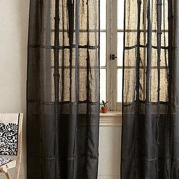 Moon Shadow Curtain I anthropologie.com