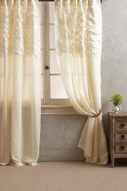 Smocked Torrey Curtain I