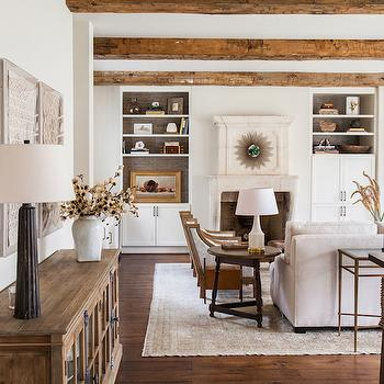 Living Room Built Ins, Transitional, living room, Marie Flanigan Interiors