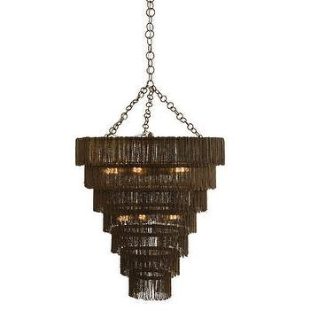Lighting - ARTERIORS Home Lennon 8 Light Drum Chandelier | AllModern - brass chain chandelier, modern brass chandelier, antique brass chandelier,