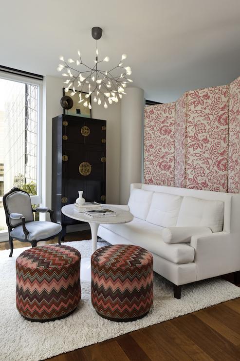 Room Divider Ideas Contemporary Living Room Hyde