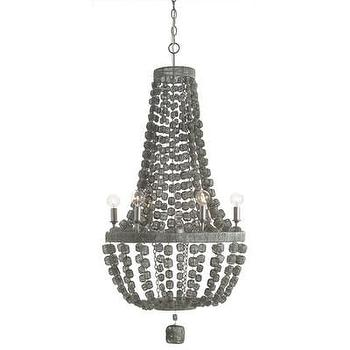 ARTERIORS Home Jada 6 Light Wire Wrapped Chandelier, AllModern