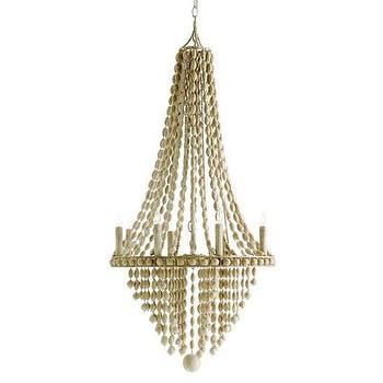 ARTERIORS Home Maurice 8 Light Iron / Wood Chandelier, AllModern