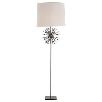 Lighting - ARTERIORS Home Winnipeg Floor Lamp   AllModern - iron starburst floor lamp, spiked iron floor lamp, modern iron floor lamp,