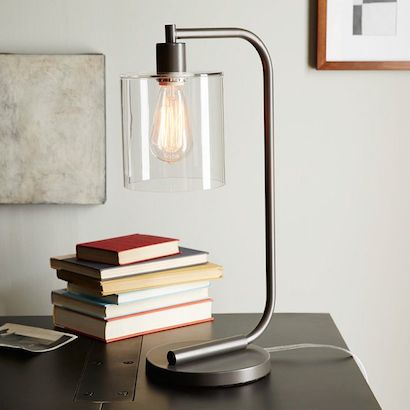 West Elm Lens Table Lamp Look for Less