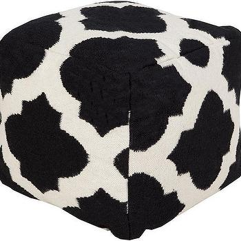 Moroccan Pouf, HomeDecorators.com