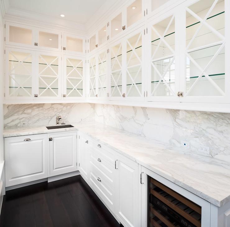 Glass Cabinet Doors Kitchen: X Mullion Cabinets
