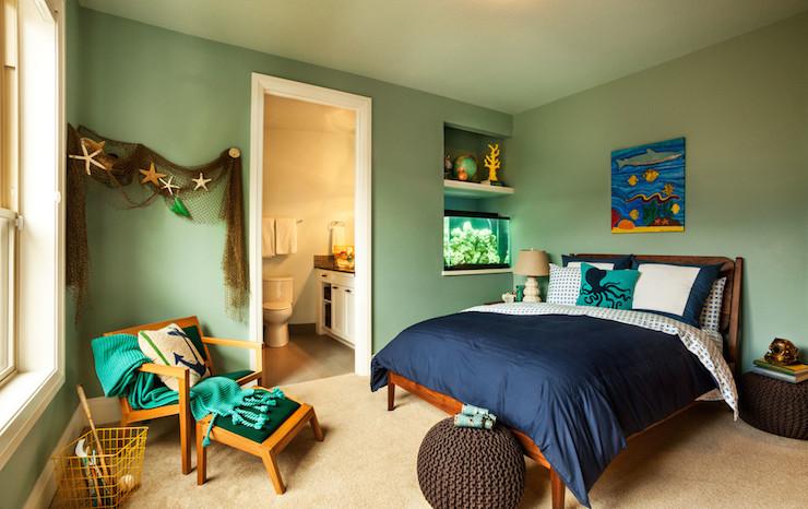 Anchor bedroom decor