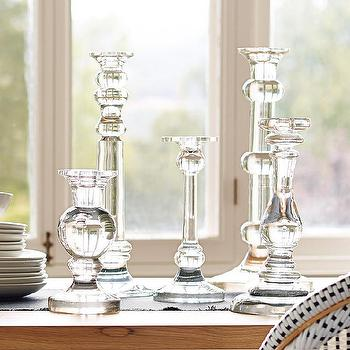 Stafford Candlesticks, Serena & Lily