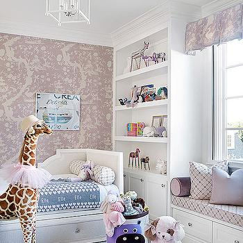 Kids Daybeds, Transitional, girl's room, Traditional Home