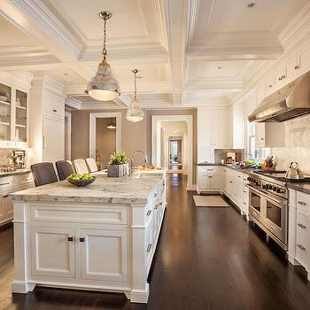 Long Kitchen Ideas, Transitional, kitchen, Garrison Hullinger Interior Design
