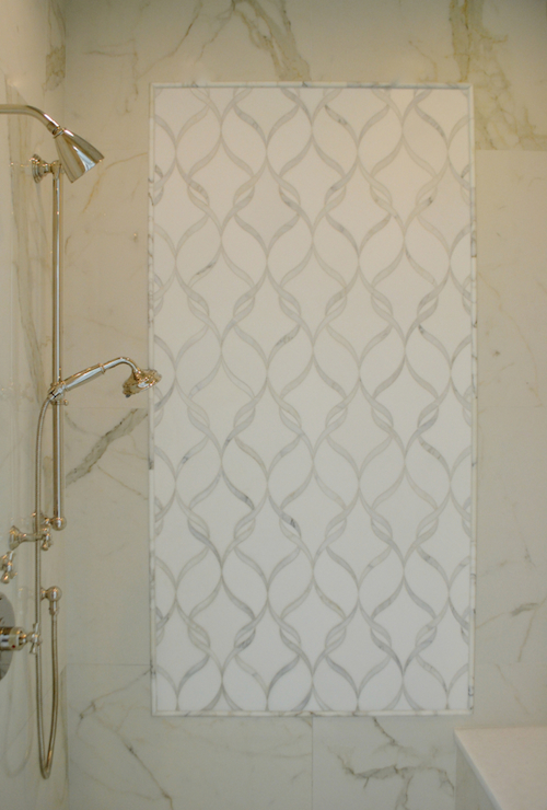 New Ravenna Sophie Tiles Transitional Bathroom