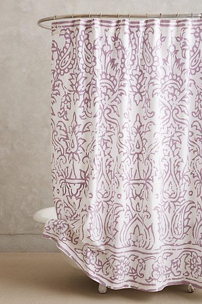 Lodhi Shower Curtain I