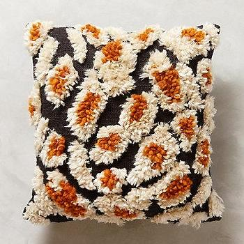 Embroidered Kosala Pillow I anthropologie.com
