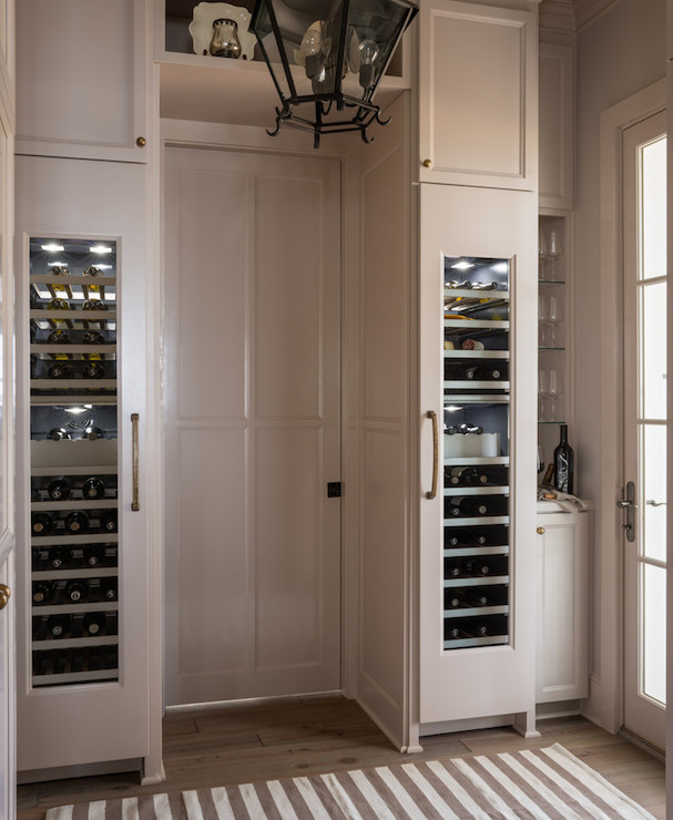 Thermador Wine Columns Transitional Kitchen Benjamin