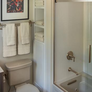 Tapestry Beige, Transitional, bathroom, Benjamin Moore Tapestry Beige, Reu Architects