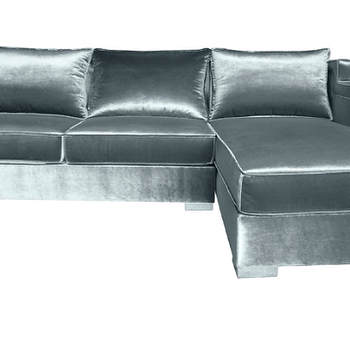 Parker Sectional Sofa design by BD Fine, Burke Decor