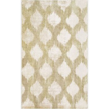 Mugal Ivory & Olive Rug design by Surya I Burke Decor