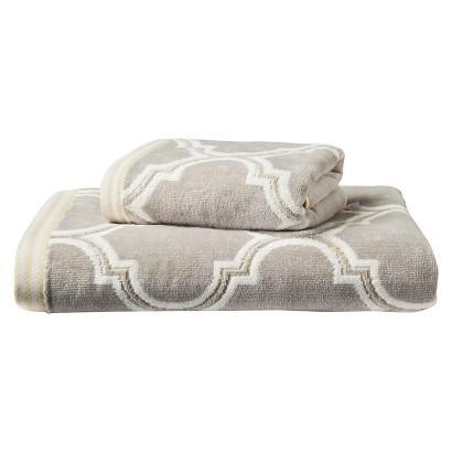 threshold frett towel i target. Black Bedroom Furniture Sets. Home Design Ideas