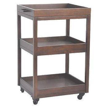 Threshold Bar Cart, Brown I Target