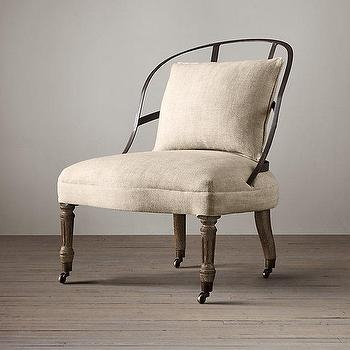 Couturier's Chair I Restoration Hardware