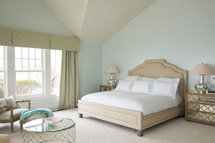 Limed Oak Chest Transitional Bedroom Lillian August