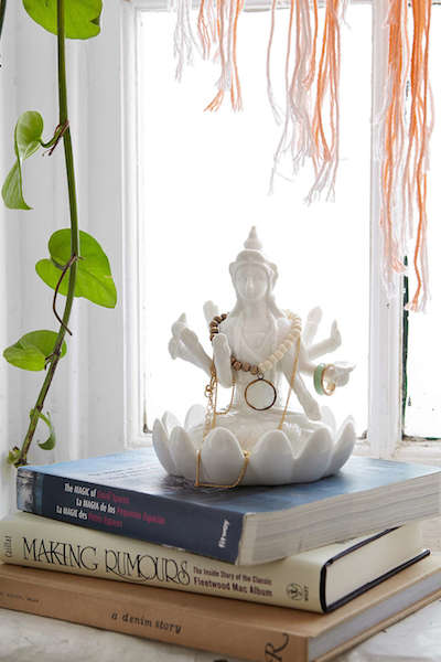 Buddha Lotus Jewelry Stand Look for Less