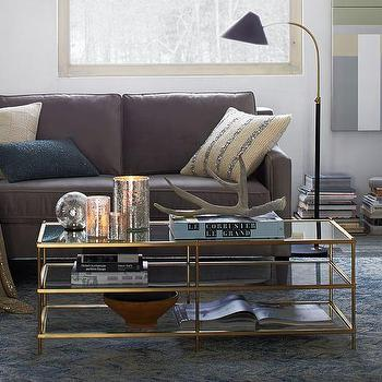Terrace Coffee Table I West Elm