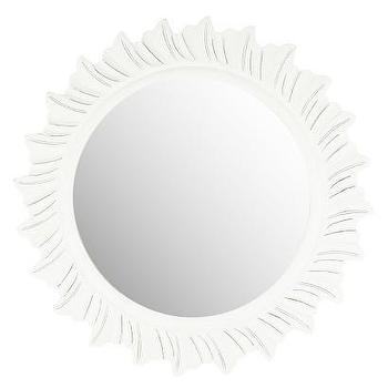 Safavieh By The Sea Mirror, White I Target