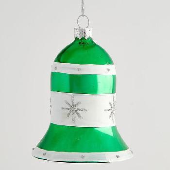 Classic Bell Ornaments I Wisteria