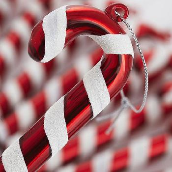 Miscellaneous - Candy Cane Ornaments I Wistera - candy cane ornament, red and white candy cane ornament, candy cane christmas ornament,