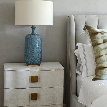 Aerin Culloden Table Lamp Contemporary Bedroom D2 Interieurs