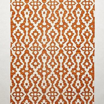 Tasseled Chanda Rug I Anthropologie