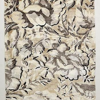 Geranium Rug I Anthropologie