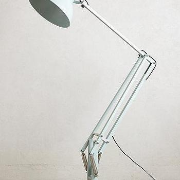 Giant Anglepoise Floor Lamp I Anthropologie