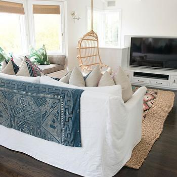 Bay Window Seat, Transitional, living room, Shop Skout