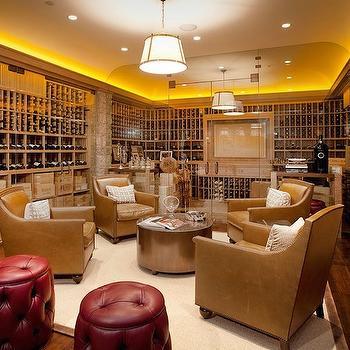 Wine Cellar Ideas, Transitional, basement, RT Abbott Construction