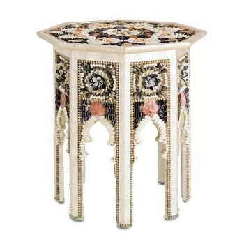 Currey and Company Aladdin Occasional Table I Homeclick