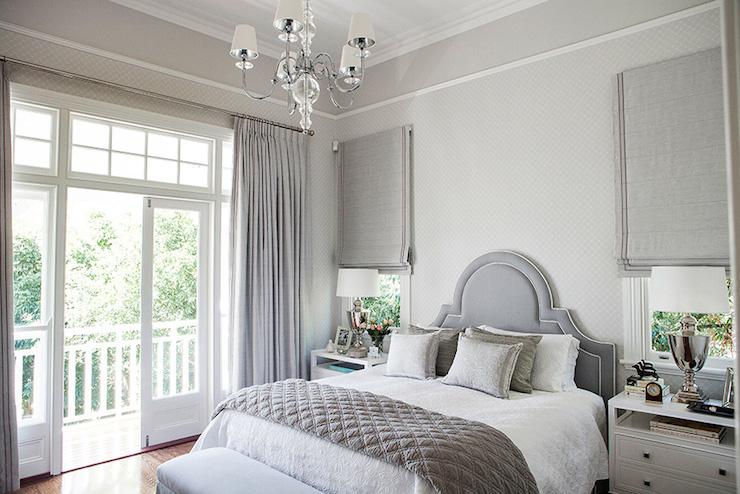 Grey Bedroom Ideas - Transitional - bedroom - Highgate House